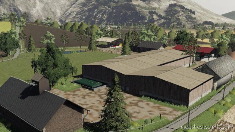 LA Campagne Aveyronnaise for Farming Simulator 19