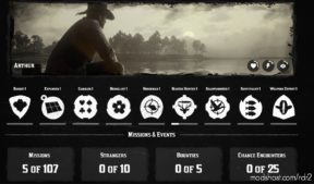 Chapter 1 Complete Gold Medal for Red Dead Redemption 2