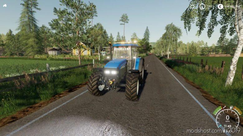 NEW Holland TM Norsk Edit for Farming Simulator 19