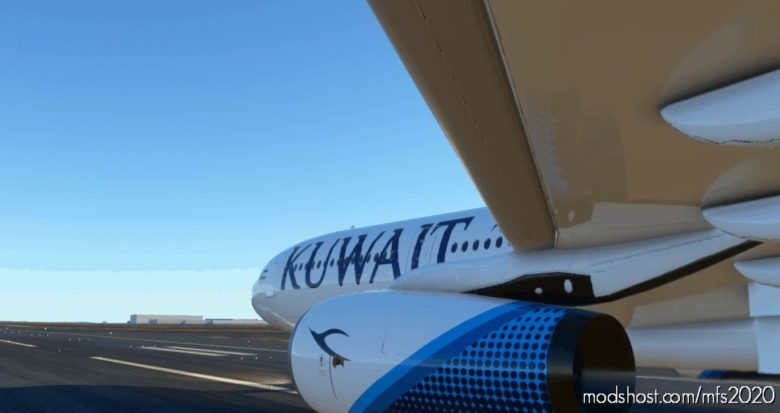 A330-300 Kuwait for Microsoft Flight Simulator 2020