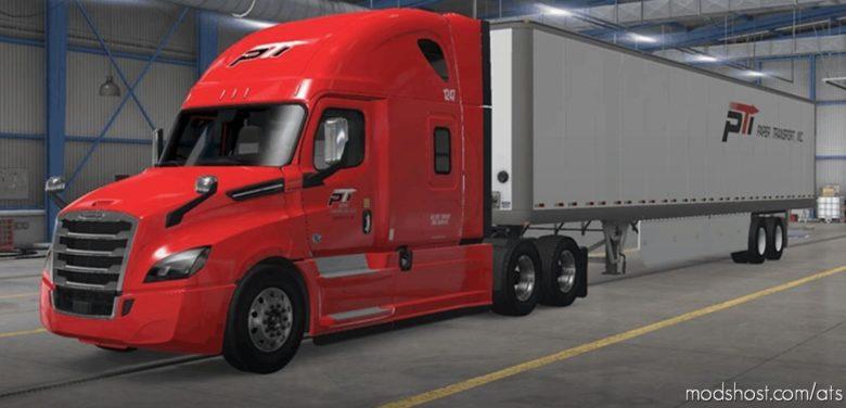 Paper Transport Skinpack for American Truck Simulator