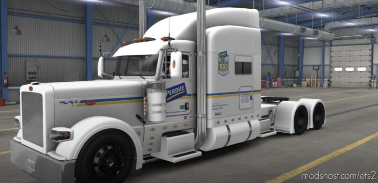 Paper Transport Skinpack for Euro Truck Simulator 2