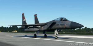 18Thfw MIG Killer AF 85-104 for Microsoft Flight Simulator 2020