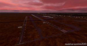 Kpub – Pueblo Memorial Airport V0.1.1 for Microsoft Flight Simulator 2020