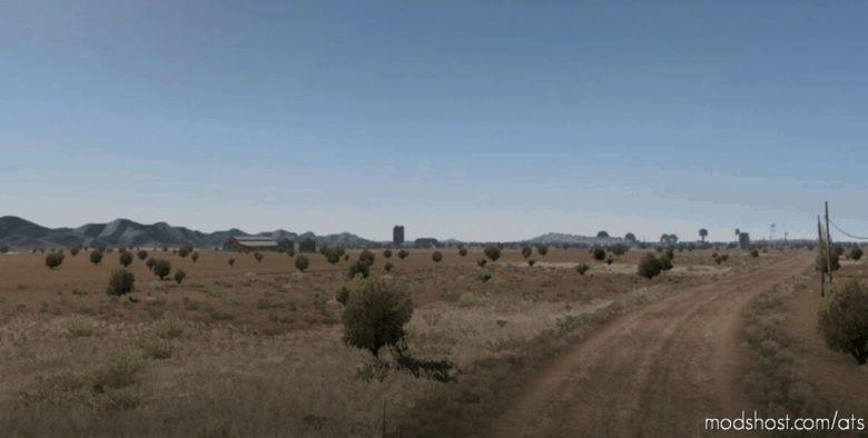 US 191 Southern Arizona [1.40] for American Truck Simulator