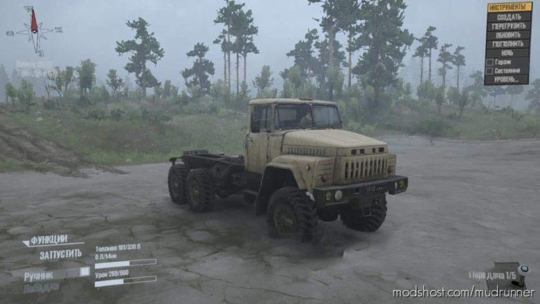 NEW Off-Road Wheels For Default for MudRunner