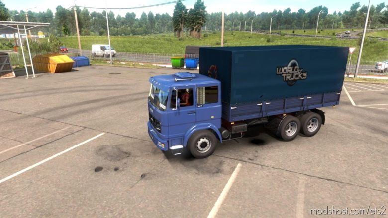 Iveco Fiat 619T1 [1.40] for Euro Truck Simulator 2