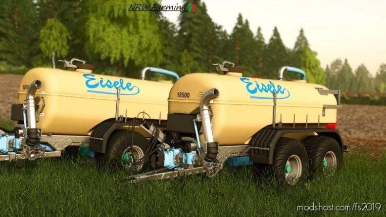 Eisele 18 for Farming Simulator 19