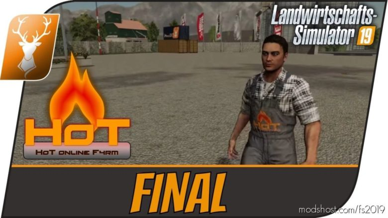 HOT Online F4RM 2021 Final for Farming Simulator 19