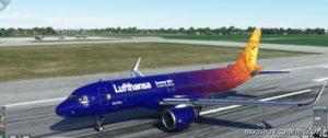 A320Neo Lufthansa Summer 2021 FLY Safe [Imagenative] 8K for Microsoft Flight Simulator 2020
