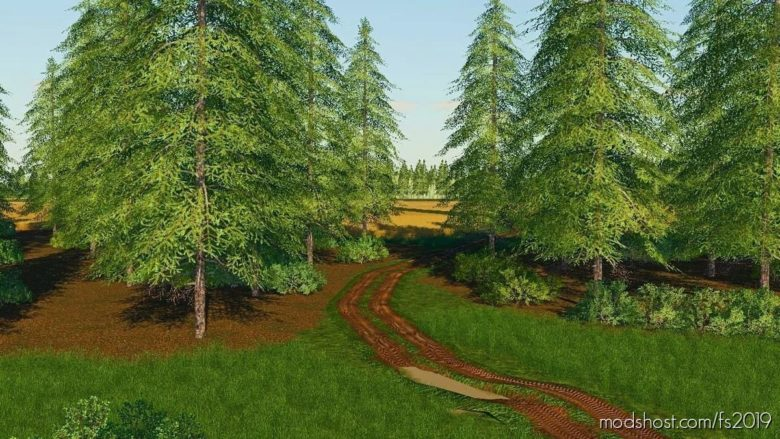 Paruchow Map for Farming Simulator 19