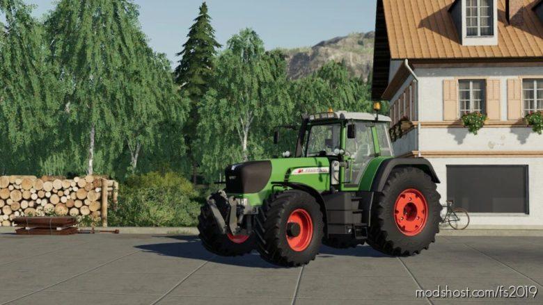 Tractor Soundpack (Prefab) for Farming Simulator 19