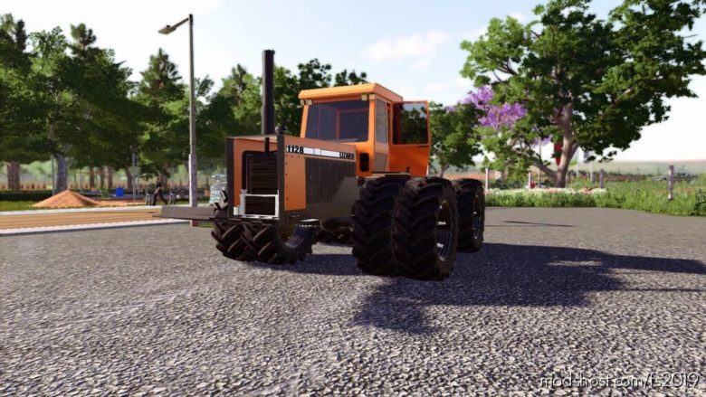 Lizard 1128 for Farming Simulator 19