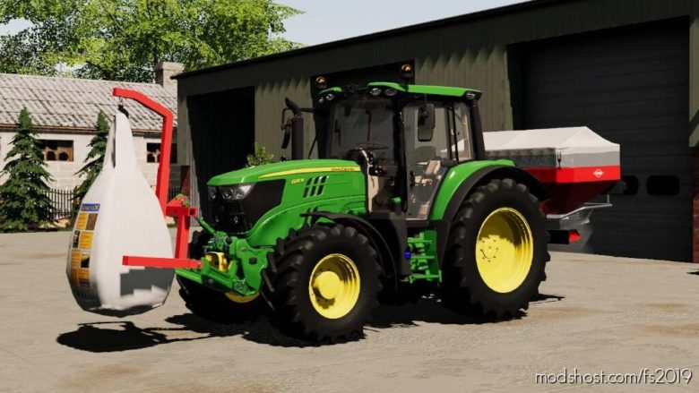 Transport Rack Pack For BIG Bags for Farming Simulator 19