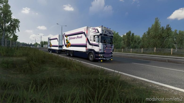 Tijsterman Rjl/Ekeri Combo [1.40] for Euro Truck Simulator 2