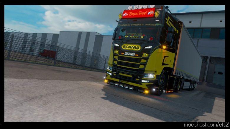 Hardcore 4 Life [1.39] for Euro Truck Simulator 2