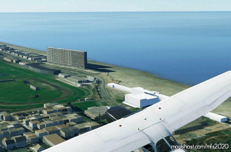 Oostende-Coastline-Royalpalace for Microsoft Flight Simulator 2020