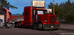 Peterbilt 389 Modified Truck V2.3 [1.40] for American Truck Simulator