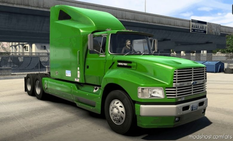 Ford Aeromax LTL 120 Truck V1.2 [1.40.X] for American Truck Simulator