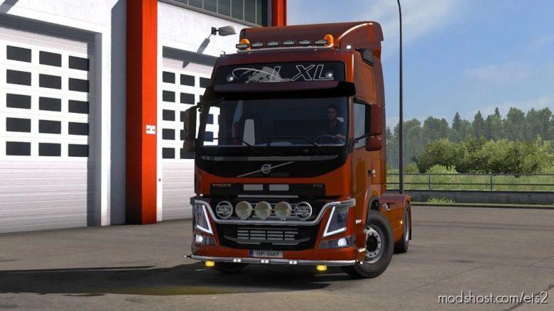 Volvo FM/FMX FIX V1.4 [1.40] for Euro Truck Simulator 2