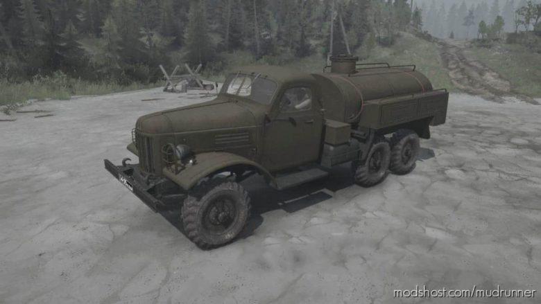 "ZIL-157 ""Babay"" Truck V16.03.21 for MudRunner"