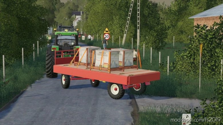 Lizard AT-01 for Farming Simulator 19