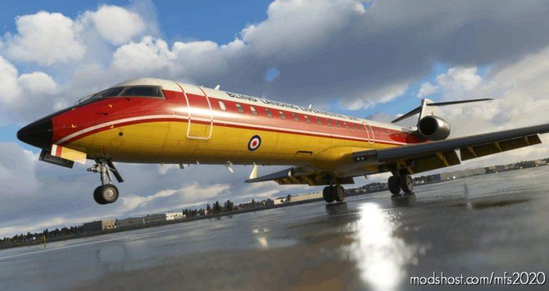 Aerosoft Bombardier CRJ-700 Blind Landing Experimental Unit for Microsoft Flight Simulator 2020
