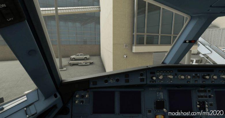 Kingrami777 – A320Neo Blackseatfloor Custom Camera for Microsoft Flight Simulator 2020