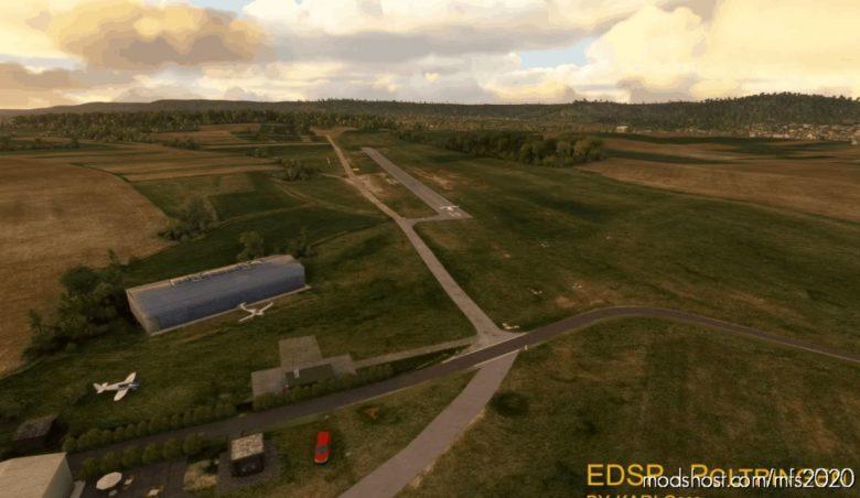 Flugplatz Poltringen Edsp for Microsoft Flight Simulator 2020