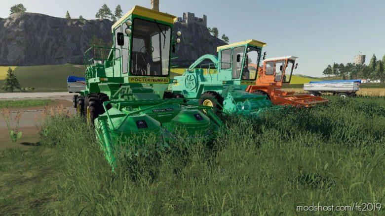 DON 680 V1.1 for Farming Simulator 19