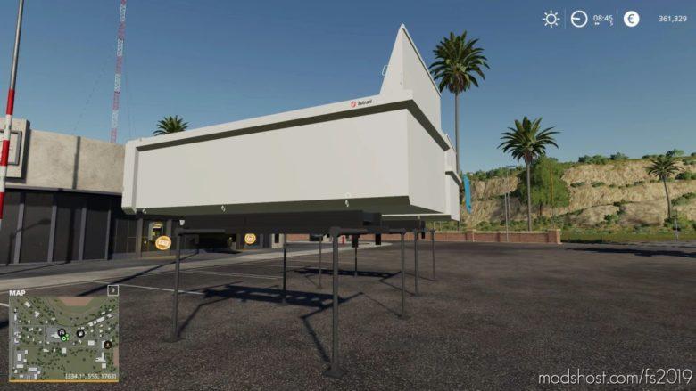 Slide ON Tipper Istrail Volvo for Farming Simulator 19