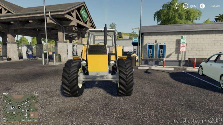 Ursus 6CYL 4×4 for Farming Simulator 19