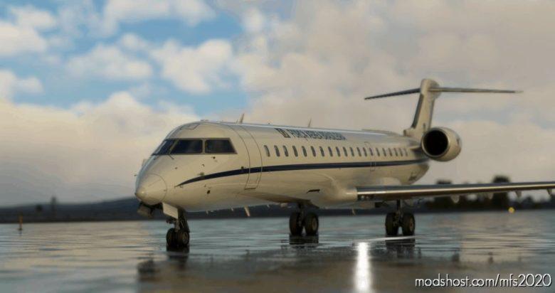 CRJ-700 | FAB VC-99C for Microsoft Flight Simulator 2020