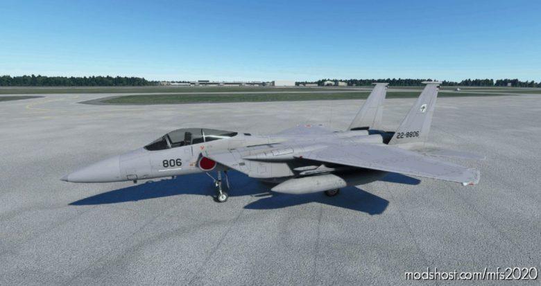 Dc-Designs F-15C Jasdf 303SQ for Microsoft Flight Simulator 2020