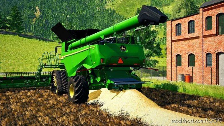 John Deere X9 2020 Sound (Prefab) for Farming Simulator 19