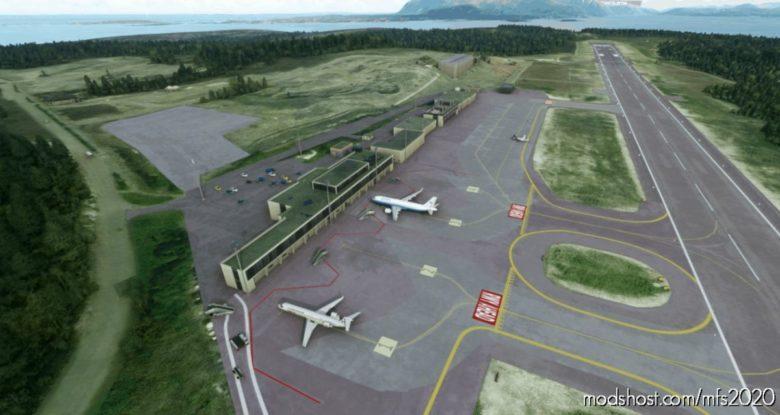 Enkb Kristiansund Kvernberget V1.2 for Microsoft Flight Simulator 2020