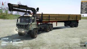 Kama GAZ66 Truck for MudRunner