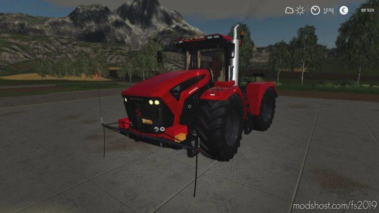 Kirovets K-7M-Alteration V0.1 for Farming Simulator 19