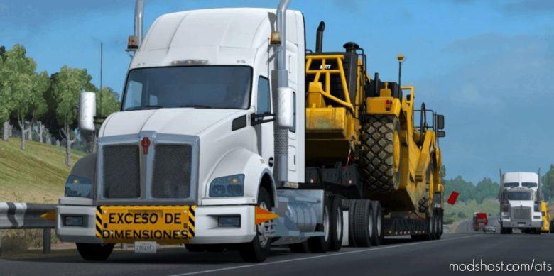 Kenworth T880 Truck V1.11 [1.40] for American Truck Simulator