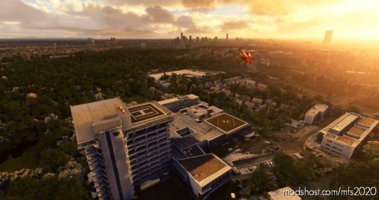Cristoph 2 Base (Frankfurt) V1.1 for Microsoft Flight Simulator 2020