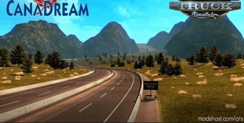 Canadream V2.40 [1.40] for American Truck Simulator