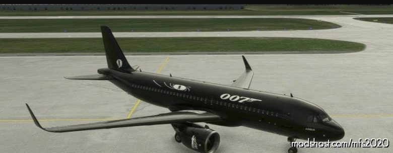 A320Neo Bond007 for Microsoft Flight Simulator 2020