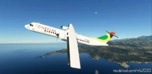 AIR Senegal (2016) ATR 72-600 8K for Microsoft Flight Simulator 2020