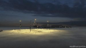 Dalton And Elliot Extreme Winter Edition [1.40] for American Truck Simulator