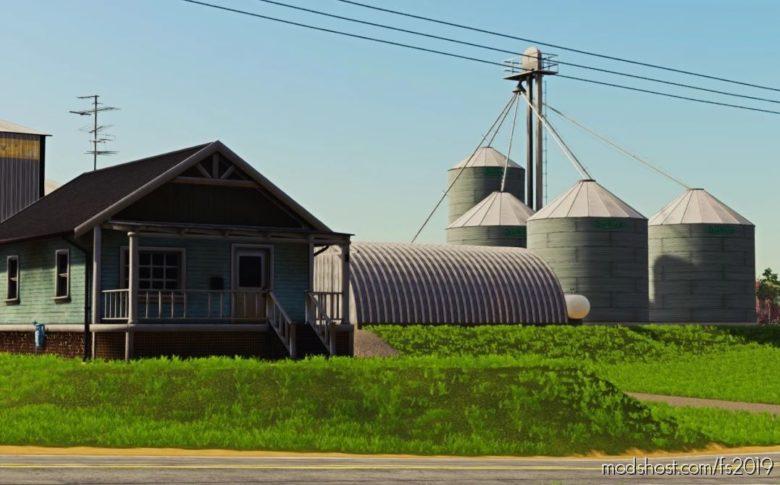 American Farmhouse for Farming Simulator 19