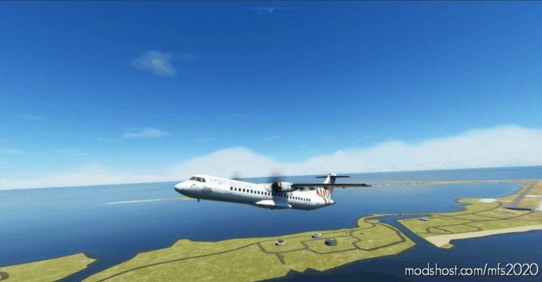 ATR-72-600 (Working Cockpit) V0.1 for Microsoft Flight Simulator 2020