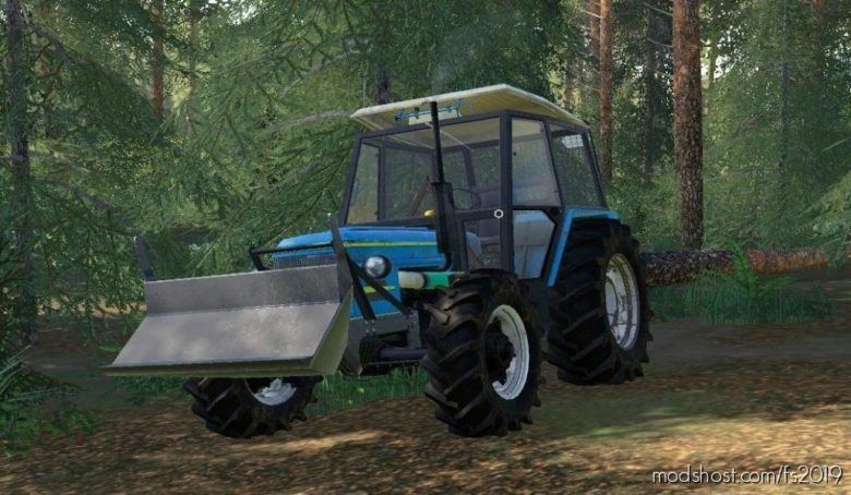 Zetor 6945 UKT for Farming Simulator 19