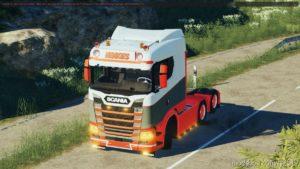Scania Next GEN for Farming Simulator 19
