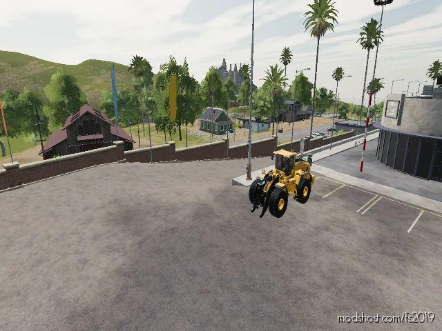 Volvo L250H for Farming Simulator 19