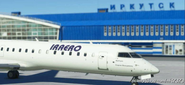 CRJ 550 Iraero for Microsoft Flight Simulator 2020